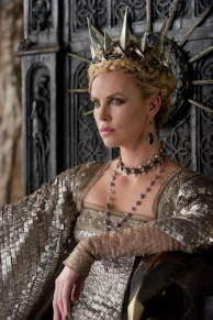 Queen Ravenna (Charlize Theron) in Snow White and the Huntsman (photo courtesy of superiorpics.com)